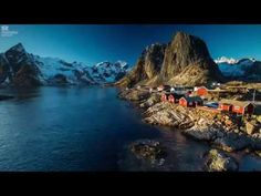 timelapse video / The Lofoten Archipelago is the Most Beautiful Part of Norway - YouTube