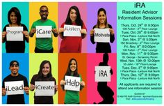 ResLife Recruitement Recruitment Themes, Residence Life, Resident Assistant, Res Life, Fulton, College Life, Slogan, Affair, The Selection