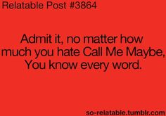 grr. Why is this true for me???