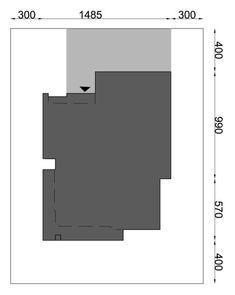 DOM.PL™ - Projekt domu NA A-94 CE - DOM NA1-52 - gotowy koszt budowy My Dream Home, Bar Chart, Dream Houses, My Dream House, Dream Homes, Dream Mansion