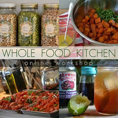 GIVEAWAY ON FROM SCRATCH CLUB. Win one of two registrations to Beauty That Moves' Whole Food Kitchen 8-week online course ($99 value)