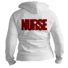 I love being a nurse!   I hope someone gets me this when I graduate nursing schooll lol