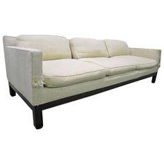 Well Designed Edward Wormley For Dunbar Sofa, Mid Century Modern
