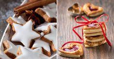 Weihnachtszeit ist Plätzchenzeit! Hier kommen für euch vier unwiderstehlich gute und schnelle Plätzchen-Rezepte zum Nachbacken.