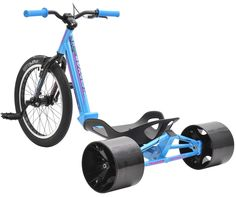 Triad Underworld Performance Drift Trike