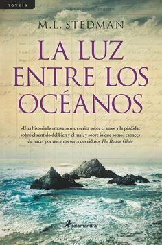 La luz entre los oceanos. Terminado el 18/9/2016 Un libro muy bonito y emotivo que sin embargo se me ha hecho pesado.