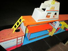 Barbie Barbie's Dream Boat from the 1970's Good Used Vintage Condition. by FriendsRetro on Etsy