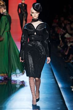 GAULTIER FLL'13 COUTURE   24 - The Cut