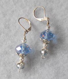Sparkling Rain Drop Earrings  $10  AOL email beadsandprayers