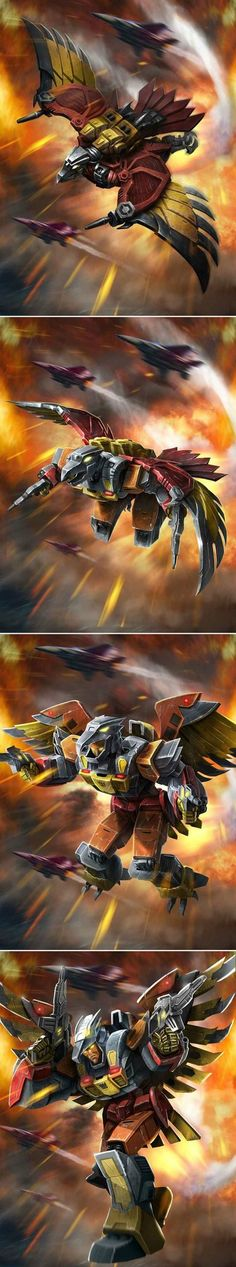 TRANSFORMERS LEGENDS: Divebomb by manbu1977 on DeviantArt