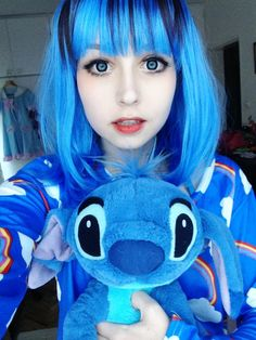 anzujaamu:   Stitch ❤                                                                                                                                                                                 Mais