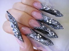 "I love ""Edge Nails""  but this is quite an exaggeration!"