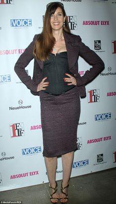 Former model Carol Alt