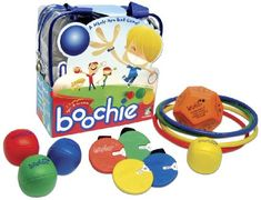 Boochie is one of our favorite outdoor family games - it's a blast!