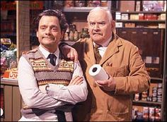 Loved 'Open All Hours' <3