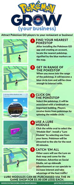 Pokémon GOmay be a great marketing toolfor your business. Seriously. If you've been on social media in the last week, you've probably seen a lot of buzz around the new phone app,Pokémon GO. Chances are that you are either already…Read more ›