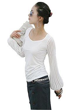 114 Japan Style von Mississhop Damen Bluse mit plissierten Chiffon Ärmeln Weiß S Mississhop, hergestellt in EU http://www.amazon.de/dp/B00LB2GC8A/ref=cm_sw_r_pi_dp_mIPdvb1J2PJVY