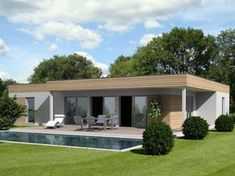 prefab bungalow