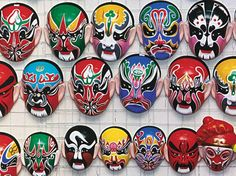 Chinese masks have been in vogue throughout the centuries, accompanied by some rich history. This article tells you the   history and meaning behind some popular Chinese masks, and the rich traditions behind them.