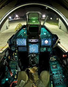 Inside the fighter jet cockpit Jet Fighter Pilot, Air Fighter, Fighter Jets, Airplane Fighter, Fighter Aircraft, Military Jets, Military Aircraft, Rafale Dassault, Hellenic Air Force