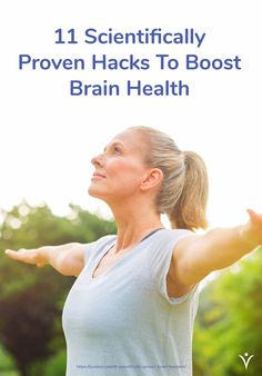 11 Scientifically Proven Hacks To Boost Brain Health 7 Hours Of Sleep, How To Get Better, Best Brains, Healthy Aging, Hacks, Brain Health, Alternative Medicine, Health Fitness, Journal