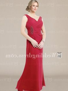 Mother Of The Bride Dress_Cherry