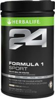 Herbalife 24 Formula 1 Sport,  contact me to here more about this product.