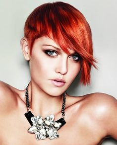 This hair color!