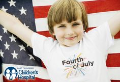 Happy 4th of July from East Tennessee Children's Hospital!