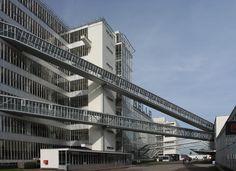 Van Nelle Fabriek   Architectuurgids op Architectuur.ORG