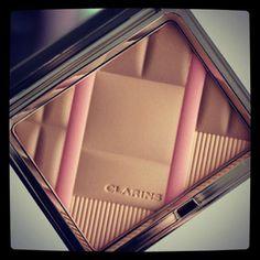 Clarins Colour Accents Face & Blush Powder
