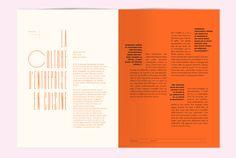 大膽玩文字 雜誌編排 | MyDesy 淘靈感