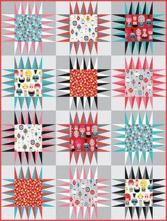 Naruko Free Pattern: Robert Kaufman Fabric Company