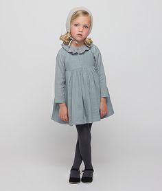 Nicoli A/W2012 not this dress, obviously, but great kids clothing inspiration on this Spanish site.