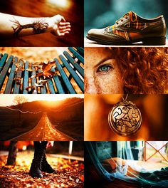 this is the story of how i died, modern disney princesses →merida