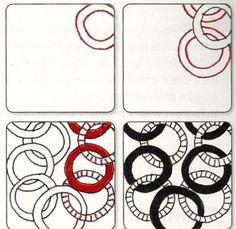 'New Ideas' for Zentangle® and Art Doodles | Blog.SuzanneMcNeill.com
