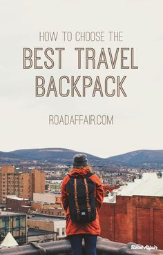 Save yourself hours upon hours of research and check out our guide on how to choose the best travel backpack for your needs. Travel Articles, Travel Advice, Travel Guides, Packing Tips For Travel, Budget Travel, Backpacking Tips, Packing Lists, Travel Planner, Best Travel Backpack