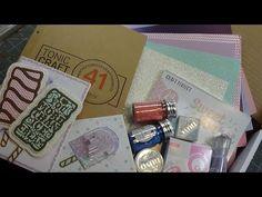 """Tonic Studios Craft Kit #41: """"Sweet Sorbet"""" Shaker & Die Cut Card Tutorial! - YouTube Die Cut Cards, Shaker Cards, Craft Kits, Sorbet, Color Trends, Card Ideas, Studios, Card Making, Creative"""