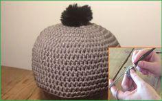 Anleitung zum Häkeln einer Boshi-Mütze