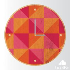 Reloj Geo Pink by Boniko $70.000 COP