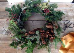 Autumn Wreaths, Christmas Wreaths, Christmas Gifts, Tangled, Vines, Gift Ideas, Holiday Decor, Handmade, Home Decor