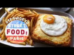 Paris food guide – French Food Documentary [Travel Documentary]
