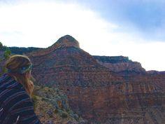 """The journey is the destination.""  Horseshoe Mesa, Grand Canyon National Park, Arizona."