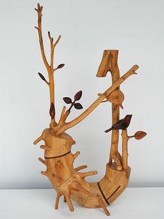 Bit's and Pieces Wood Art, Artworks, Messages, Sculpture, Tv, Artist, Wooden Art, Sculpting, Art Pieces