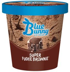 Reese's Chocolate, Chocolate Ice Cream, Vanilla Ice Cream, Bright Nail Designs, Fudge Brownies, Ben And Jerrys Ice Cream, New Flavour, Frozen Yogurt, Blue Bunny