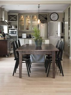 Dining Room, Dining Table, Conference Room, Furniture, Home Decor, Kitchens, Decoration Home, Room Decor, Dinner Table
