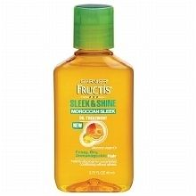 Garnier Fructis Haircare Sleek & Shine Moroccan Sleek Oil Treatment $5.99   22 Cheap Answers To Pricey Beauty Products