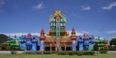 Beto Carrero e Beach Park estão entre os melhores do mundo