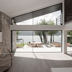 Open layout wtall glass doors on both sides geneses house so a selection of vitrocsa sliding glass doors pivot doors and invisible track projects from around the world planetlyrics Gallery