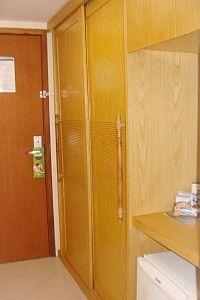 hotel Ponta Negra - armario quarto